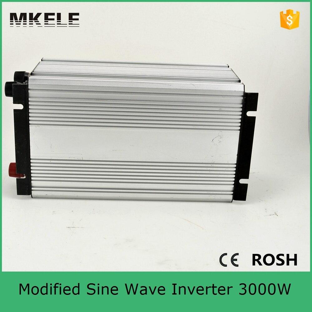 цена на MKM3000-122G motorhome power inverter 3000w power inverter 220v 12v dc ac power inverter modified sine wave home inverter