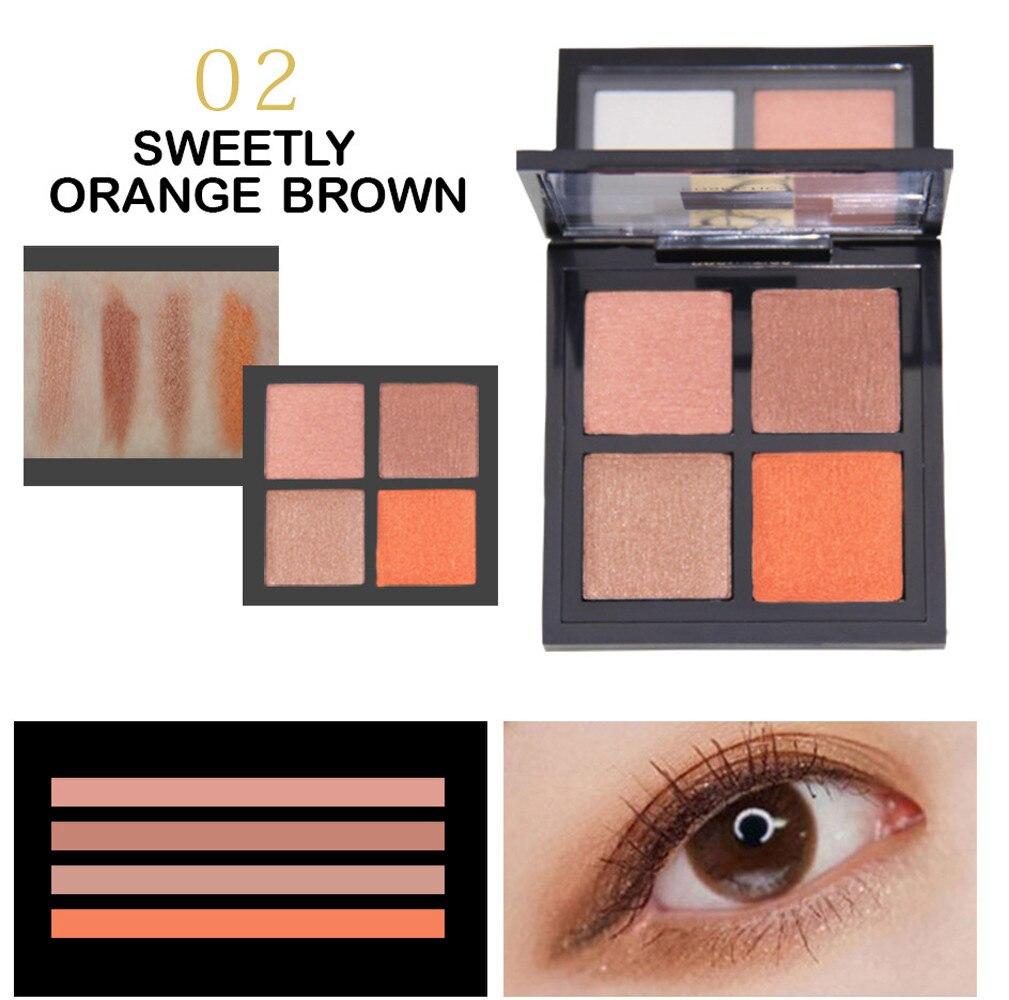 Beauty & Health Eye Shadow Humorous 15 Colors Eyeshadow Textured Pallete Faced Matte Pearl Makeup Eye Shadow Long-lasting Glitter Eye Shadow Palettes #61920