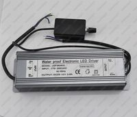 200W Dimmable Constant Current LED Driver IP67 Waterproof AC100 230V to DC25 36V 0 6A for 200W High Power LED Light