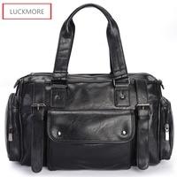 Genuine Leather Men Bag Shoulder Bags Men's Briefcase Business Laptop Men's Travel Crossbody Bags Tote Men Messenger Bags 2016
