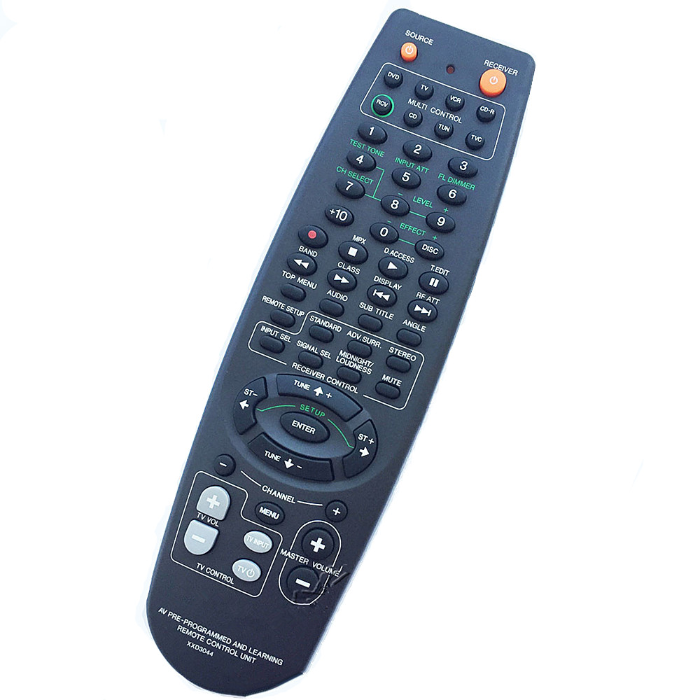New remote control for Pioneer AV DVD TV remote controller XXD3044 XXD3029 chunghopchunghop media remote control controller dvd entertainment multimedia for xbox one new