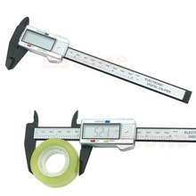 Big sale 150mm 6″ Electronic Digital Vernier Caliper LCD Gauge Measuring Gauging Tool New 2017