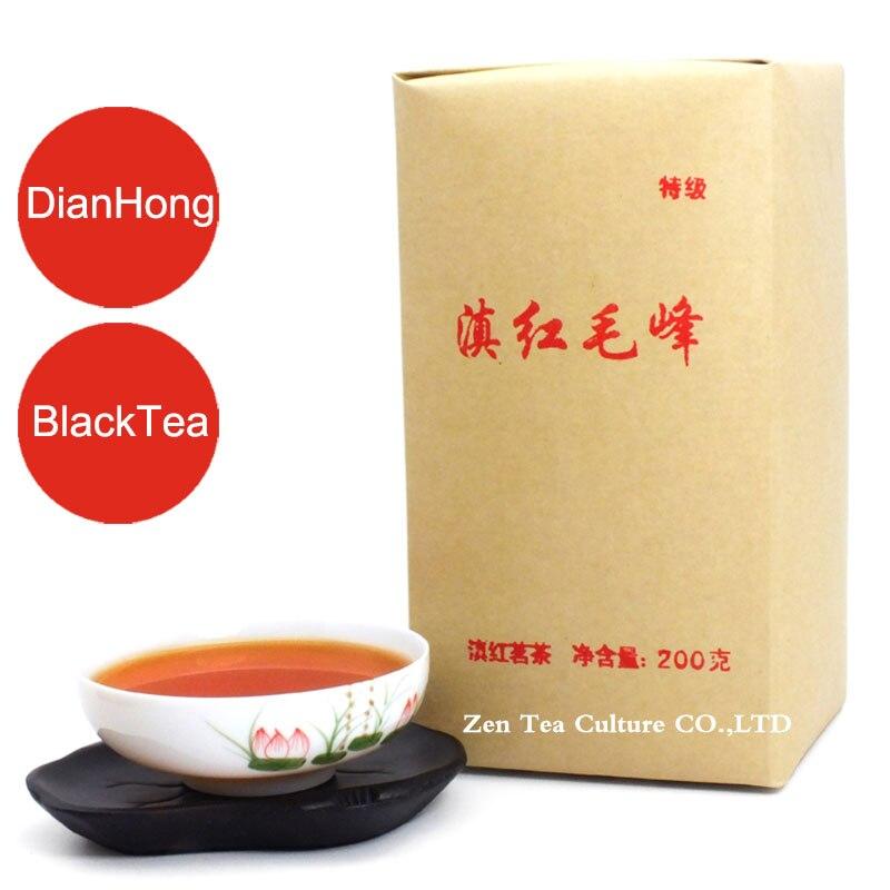 юньнань черный чай с доставкой в Россию
