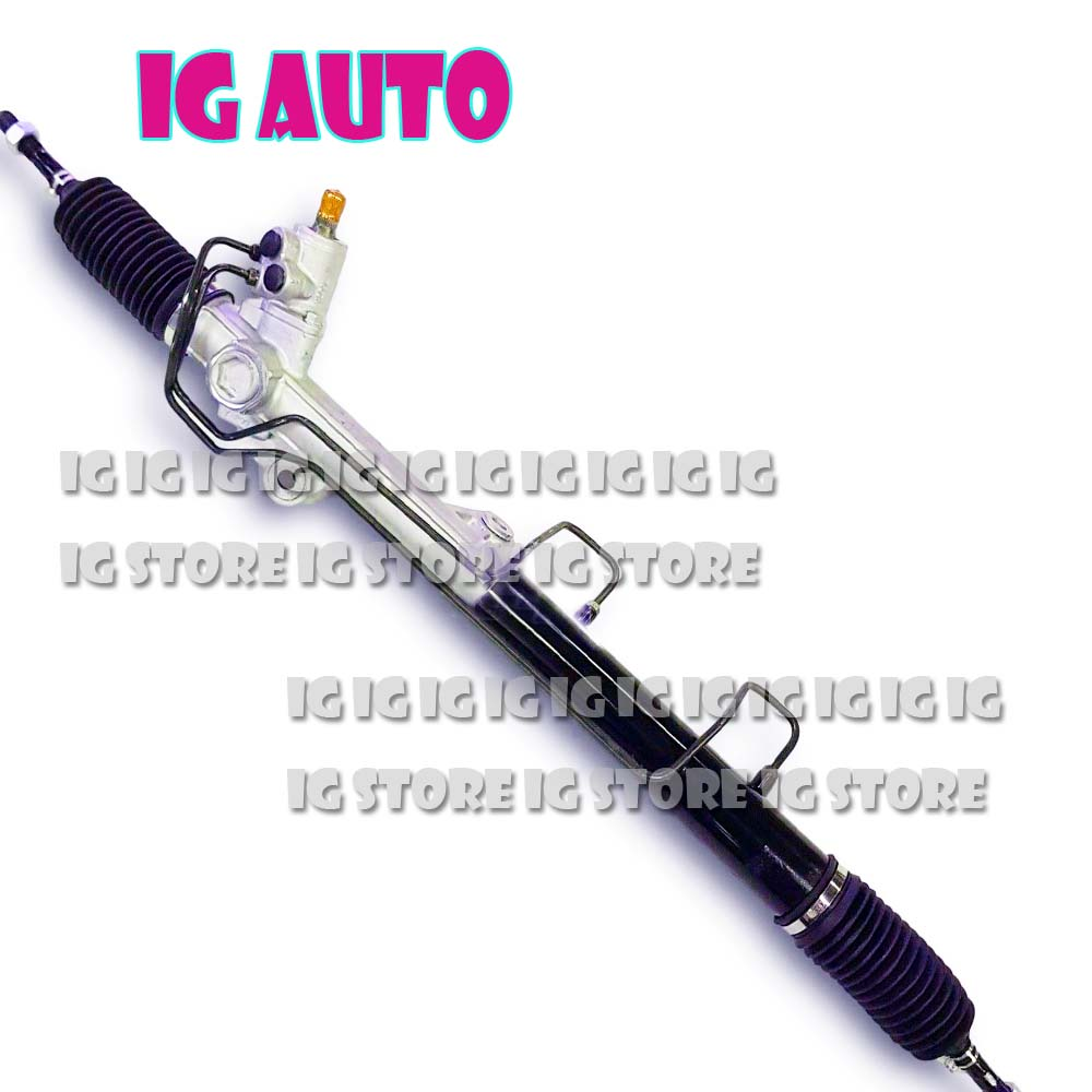 New LHD Power Steering Rack For Ssangyong Rexton 2.3 2.7 2.9 3.2 2002-2006 4651008014RW  4651008014 Left Hand Drive Gear Rack car window curtains legal