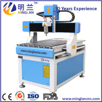 4 axis CNC router wood carving machine USB Mach3 control
