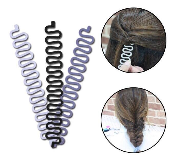 Wholesal Moda DIY cabelo ferramenta trança francesa