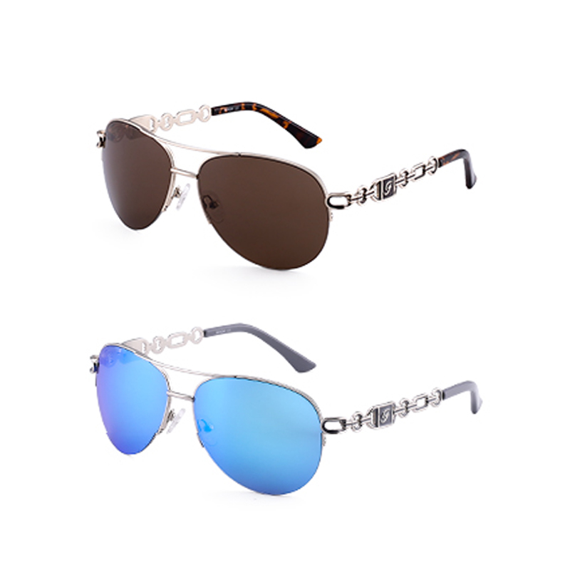 FENCHI sunglasses women uv 400 oculos female glasses sun glasses mirror Pilot Pink feminino zonnebril dames gafas de sol mujer 12