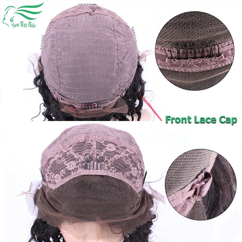 lace front wigs cap