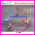 5 pcs L606 silicone anti-slip glasses cords for adults and  kids Supper Elasticity! Outstanding Fixed Effects!  glasses chain