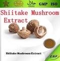 250 gram 100% Natural Cogumelo Shiitake Extract Pó Lentinula Edodes Polysaccharide30 % Um excelente reforço do sistema imunológico