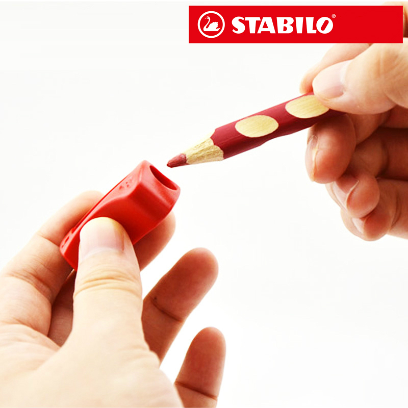 Lápis Comuns 6 pçs/lote alemanha stabilo lápis Color Classification : Yellow/ Orange/ Purplr/ Pink/ Pale Red/ Dark Blue/ Blue/ Green........