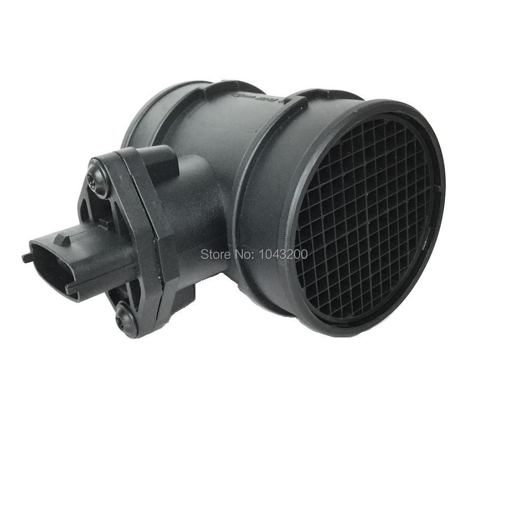 <font><b>0281002180</b></font> FOR VAUXHALL CORSA C VECTRA ZAFIRA OMEGA 1.7 TD 2.0 DIESEL MASS AIR FLOW METER MAF 90543463 93171356 90530767 image