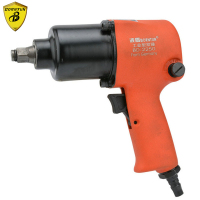 "Borntun 1/2 ""chave de impacto pneumática do ar do dobro martelo industrial 2 martelo 12.7mm pneu do carro que repara a máquina de manutenção