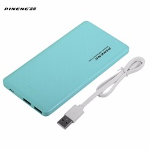 Original PINENG PN-958 10000mAh Large Capacity External Power Bank Mobile Phone Battery Charger Power Supply For Iphone Charging