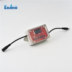 Ciclismo temporizador, temporizador Ajustável, Minimun 1 S, Maximun 999 H, a função de memória Automática DC9 ~ 24 V, frete grátis