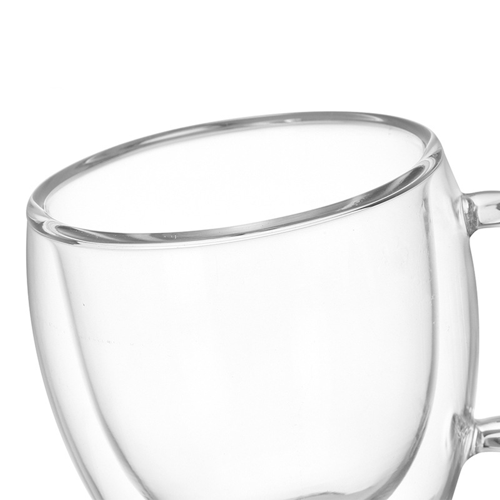 Double Wall Thermal Coffee Glass 2