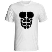 Human Evolves From Gorilla T Shirt 3D Design Monkey Skate Print T-shirt Creative Style Brand Unisex Tee