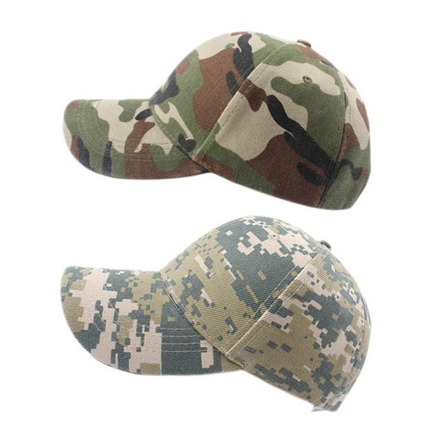 New Adjustable Military Hunting Fishing Hat Army Baseball Outdoor Cap  Popular 2017 Wholesale New Hot 0cf5ffc10308