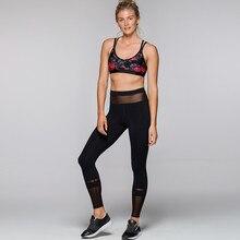 Bikini 2018 Drop Shipping Sport Leggings Women High Waist Sports Gym Yoga Running Fitness Leggings Pants Workout Clothes 20