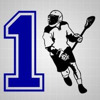Details About Lacrosse Player LAX Vinyl Wall Sticker Lacrosse Varsity Number Vinyl Wall Decal 20x22inch