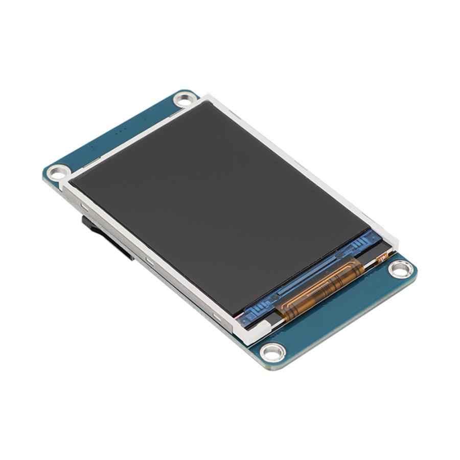2.2 Inci LCD Tampilan Layar 320*240 4MB RAM 16-Bit RGB Display untuk Raspberry PI Dukungan sentuh Fungsi Bangun