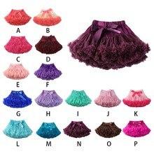 Детские модные однотонные юбки-пачки для танцев, балета, танцев, балета, балетная юбка, танцевальная юбка с цветочным принтом для девочек, Новое поступление