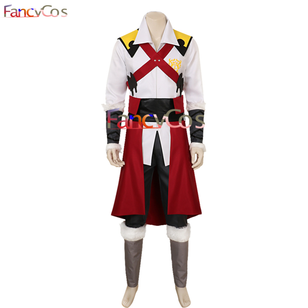 Halloween Castlevania Cosplay Trevor Belmont Anime Version Cosplay Costume Adult Deluxe High Quality Custom Made Anime Movie