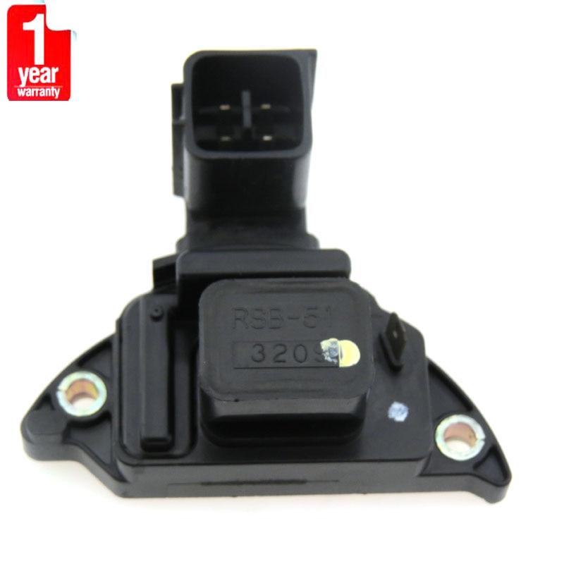 Genuine OEM RSB 51A RSB51 Ignition Control Module for Nissan Maxima Pulasr Mazda Mitsubishi Igniter RSB