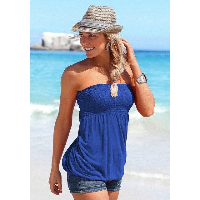 Summer Beach Tops  1