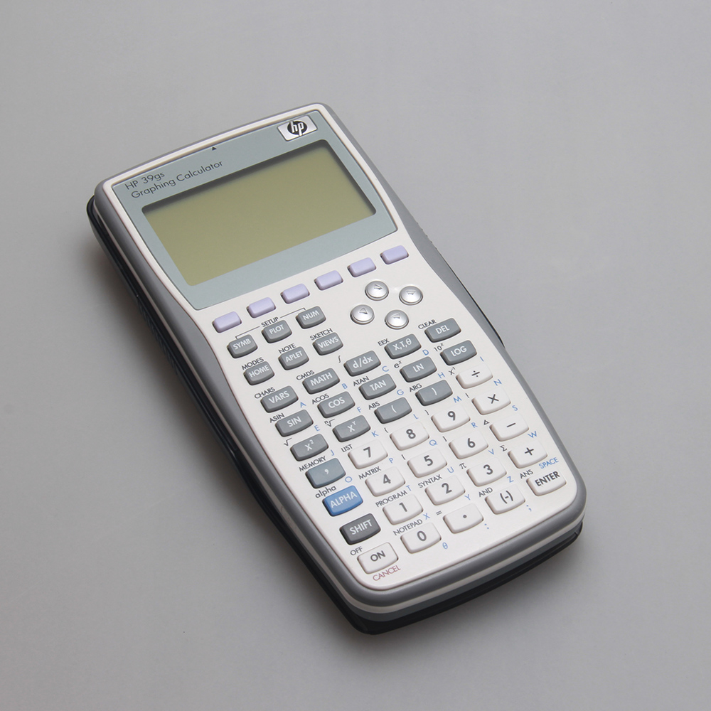US $16 54 16% OFF|High quality HP39gs Graphing calculator Function  calculator Scientific calculator for HP 39gs Graphics Calculator-in  Calculators