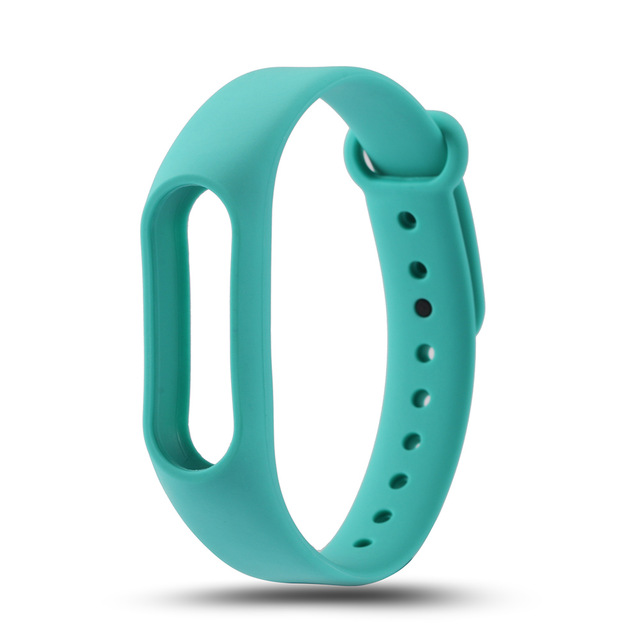 For Xiaomi Mi Band 2 Bracelet Strap Miband 2 Colorful Strap Wristband Replacement Smart Band Accessories For Mi Band 2 Silicone 24