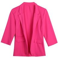 Women S Fashion Suit Coat Autumn Slim Jacket Women S Business Suit 2 Color Lady