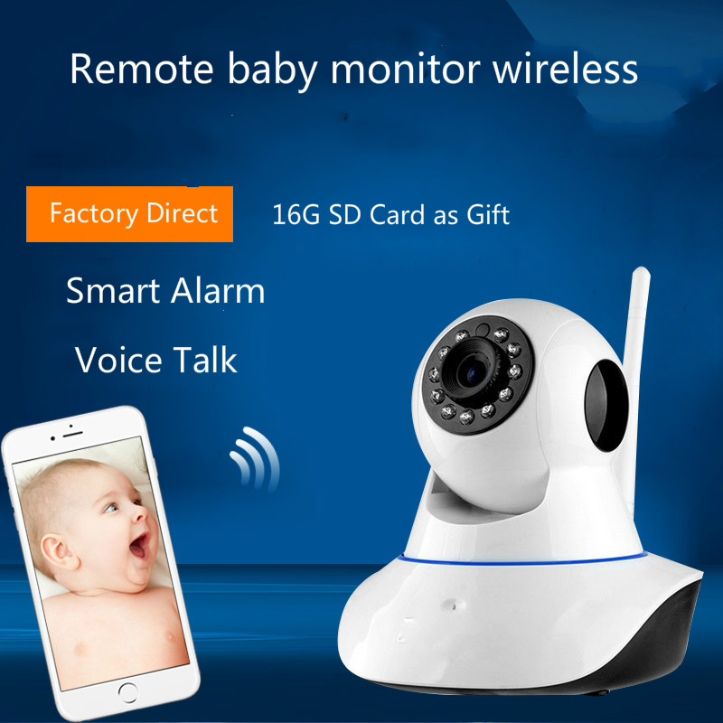 Smart 2cu/yoosee wifi ip camera for wireless home and office security  WiFi free shipping