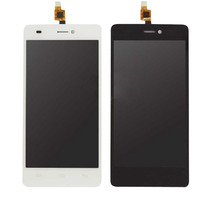 Black White Full LCD Assembly For Wiko Highway Signs LCD Display With Touch Screen Digitizer Sensor