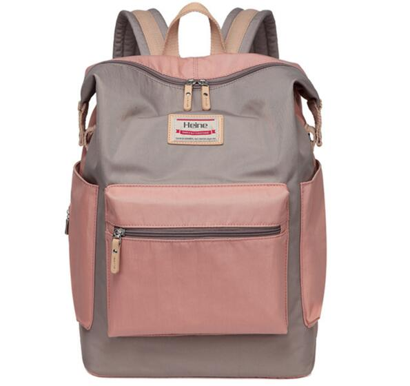 Baby diaper bag Backpack fashion Mummy maternity bag for mother brand Mom backpack Nappy changing bags Bolsa maternidade free shipping 3 colors 2016 functional maternidade bag baby diaper bags nappy changing bags for mummy with big capacity