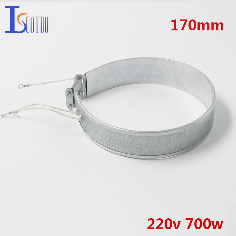 170mm 220V 700W Thin Band Heater for Electric Cooker Household Electrical Appliances Parts Band Heating Element daiwei luxury evening bag crystal women party purse bags ladies wedding bridal formal clutch bags banquet bag day clutches bl082