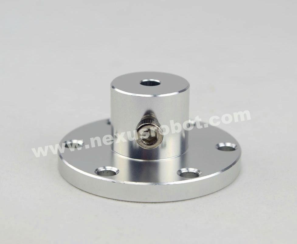 6 mm univerzalna aluminijasta držala (spojke) za gred - Šolske in izobraževalne potrebščine - Fotografija 5