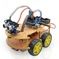 DIY Robot Car Chassis KIT Free Shipping