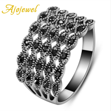 Size 7-9 New 2014 Gothic Jewelry Ring Vintage Style European and American
