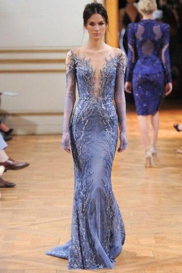 Robes de soiree luxe 2013