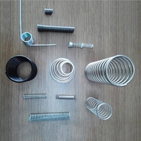 customize stainless steel compression spring Y shape extension springs rustproof electrical spring DIY
