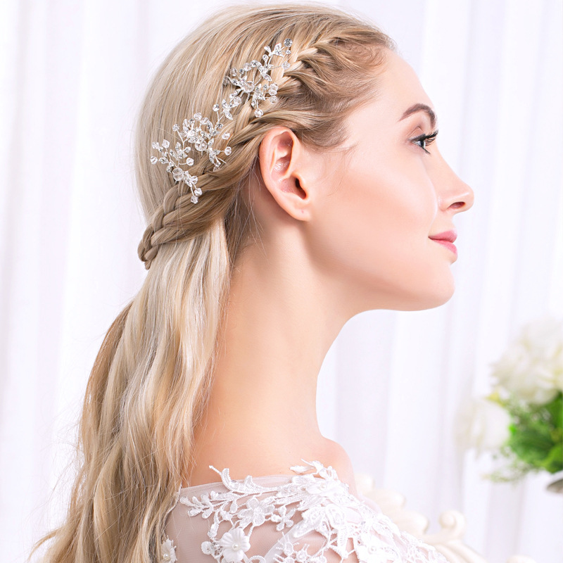 3pcs lot hot sell wedding bridal hair accessories