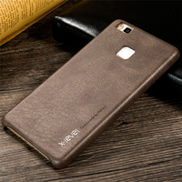 Ultra Thin Vintage Leather Case For Huawei G9 5 2 Luxury Mobile Phone Soft PC Back