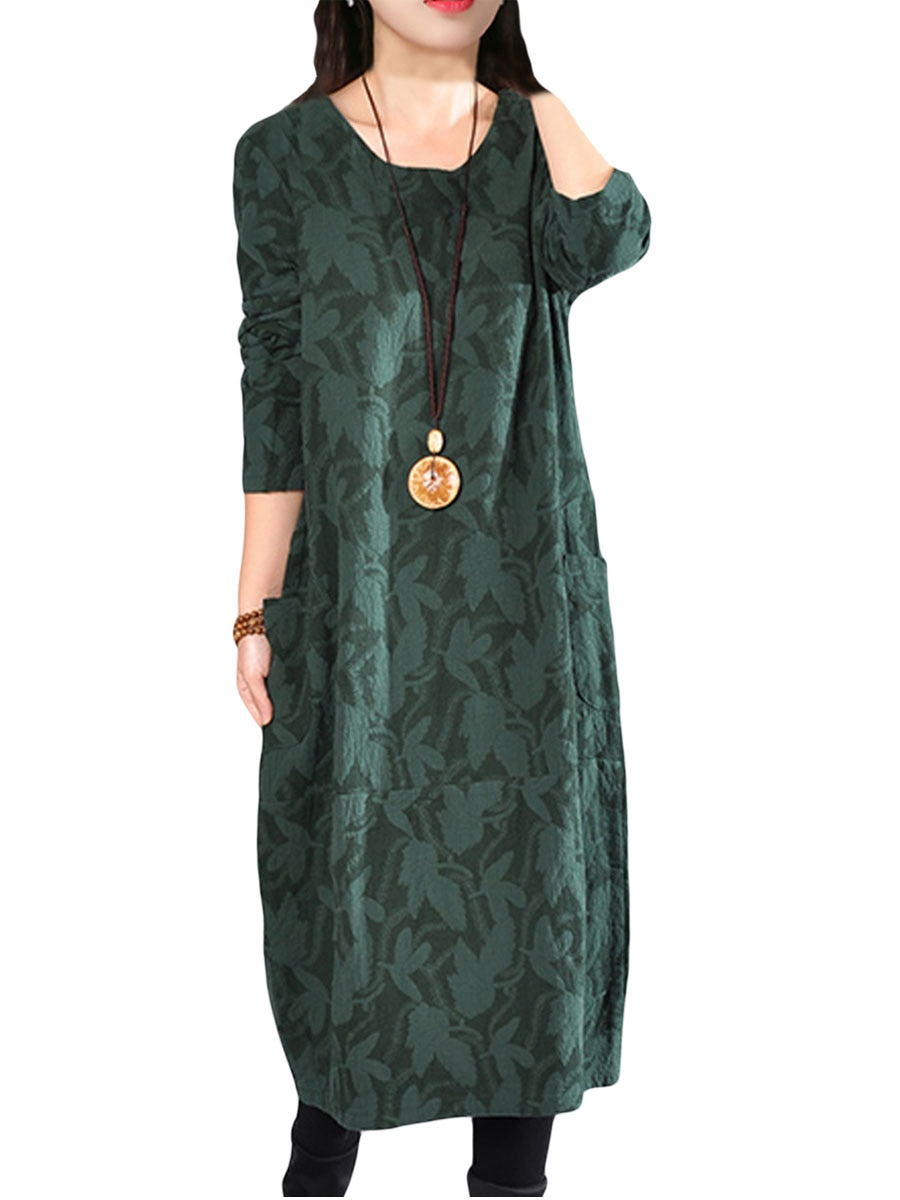 Maternity Dresses Solid Long Sleeve O Neck Fashion Maternity Clothes A-Line Casual T Shirt Dress for pregnant WomenMaternity Dresses Solid Long Sleeve O Neck Fashion Maternity Clothes A-Line Casual T Shirt Dress for pregnant Women