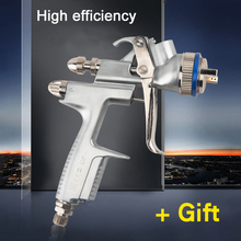 Jet 1000B 4000B 5000B Professional car paint spray gun,gravity feed HVLP 1.3mm and RP 1.3mm nozzle,pneumatic car spray paint gun