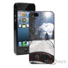 Snowmobile Snow Riding Protector back skins mobile cellphone cases for iphone 4 4s 5 5s 5c