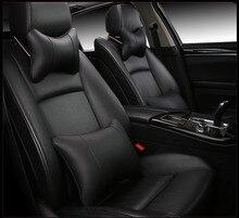 2PCS Pillow Car Headrest Breathe Car Auto Seat Head Neck Rest Cushion Headrest Pillow Pad black brown beige red