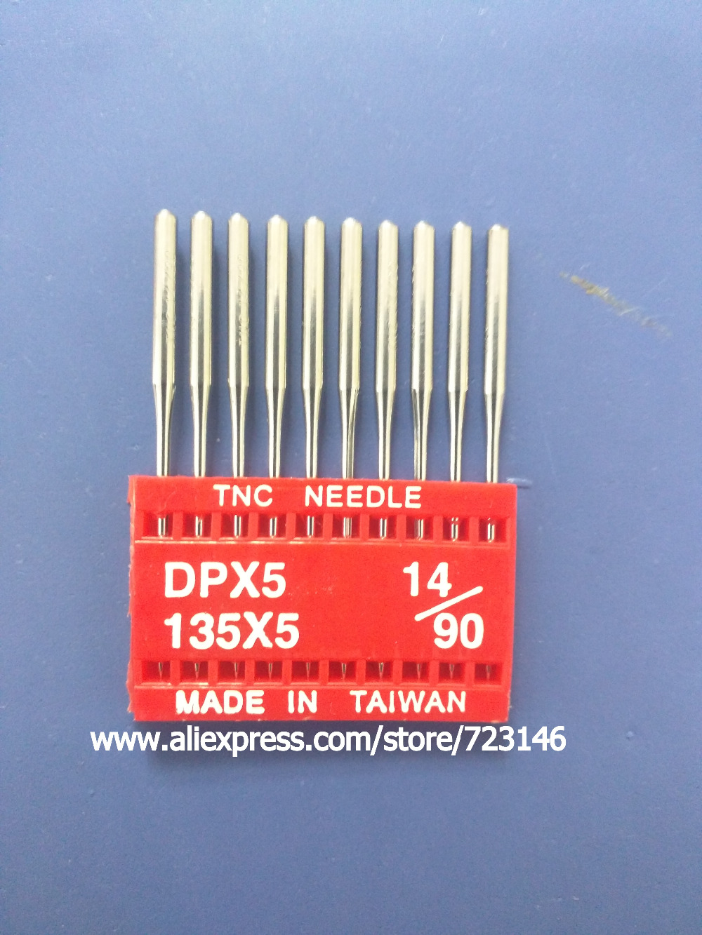TNC DPX5 DP5 135X5 leather sewing needles for postbed industrial machine of Sunstar singer juki brother pfaff juki durkopp ADLER