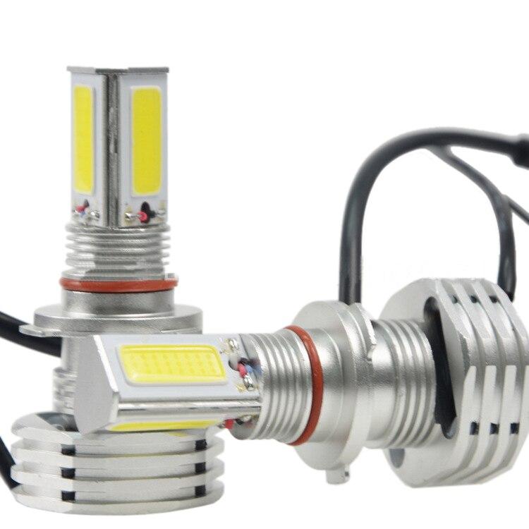 AUTO 45W 9000LM LED 9005 Headlight Kit Low Beam Bulbs 6000K White High Power