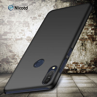 Funda de teléfono para Asus Zenfone Max Pro M1, ZB601KL, ZB602KL, ZB570TL, delgada, PC, mate, para Asus Zenfone 5 ZE620KL, ZC600KL, bolsas